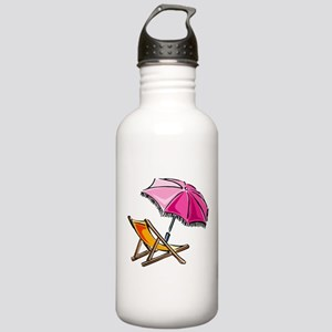 BEACH CHAIR [3] Stainless Water Bottle 1.0L